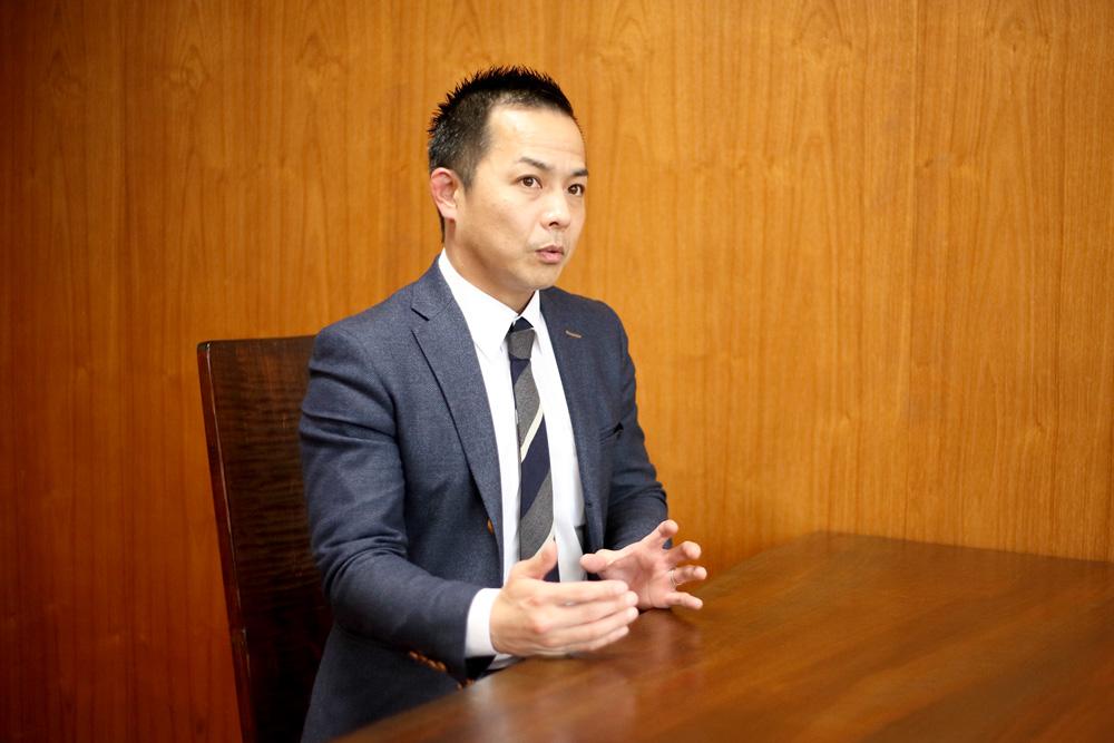 株式会社インタークロス 代表取締役 小川智矢